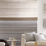 Hartman Forbes wood and woven blind SK Shading Systems